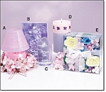 Hydrangea And Lilac Home Fragrance 3pc Set