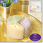 Sincerely Sarah Memory Candle