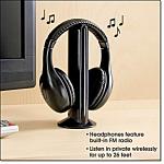 Avon Wireless Head Phones