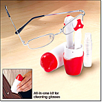 Portable Eyewear Cleaning Tool