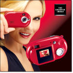 The Sharper Image Digital Camera