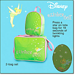 Tinker Bell Light-up 2-bag Set