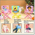 Kids Director Chair