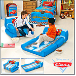 Cars 2-in-1 Inflatable Loungers