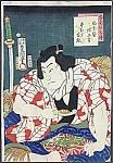Kunisada Utagawa (Toyokuni Iii) (1786-1865).