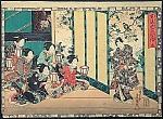 Kunisada Utagawa (Toyokuni Iii) (1786-1865)