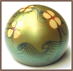Early Orient & Flume Art Nouveau Paperweight