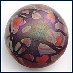 Early Lundberg 1973: Art Nouveau Paperweight