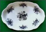 Flow Blue: Denstone Platter (Meaken)