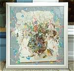 Gerard Van Elk Alkamer Silkscreen Modern Abstract Art Photograph