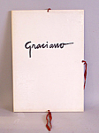 Clovis Graciano Signed Gravure Cuivre Print Folio 1966