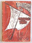 Karl Heinz Hansen Woodblock Print Slave Ship Folio C1958