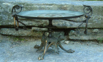 Bronze Etruscan Style Tazza With Claw Feet