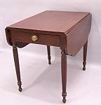 American Federal Mahogany Pembroke Table C1790