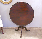 Irving And Casson A H Davenport Company Tilt Top Table