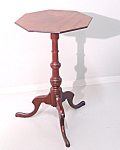 Ct River Valley Candlestand C1880