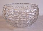 Large Cut Glass Punch Bowl C1920