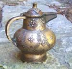18th Century Tribal Tibetan Teapot