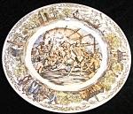 Wedgwood Colonial Jamestown Historic Plate