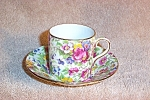 Gorgeous Royal Winton Chintz Demi Cup Saucer