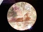 Royal Doulton Lion Plate D6359