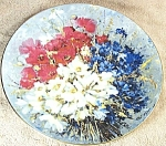 Royal Doulton H. Vidal Country Bouquet Plate