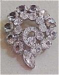 Rhinestone Pin