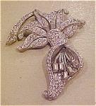 Lily Rhinestone Pin