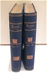 Water Birds Of North America - First Edition - 1884 - Volume 1 & 2