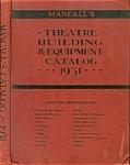 Mancall's Theatre Building & Equipment Catalo