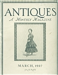 Antiques March 1927