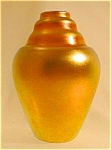Durand Iridescent Vase