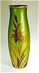 Mt. Joye Art Glass Vase 11 Inch