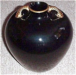 Mt Washington ?classic Black Vase