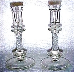 Candlesticks 19th C