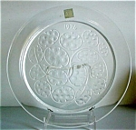 Lalique 1974 Series Plate