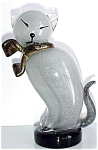 A Keslinger Antiques Venetian Cat Figurine