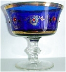 A Keslinger Antiques Venetian Compote