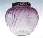 Moser Lilac Vase