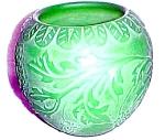 Steuben Jade Green Vase
