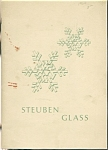 Steuben Glass Catalog With Snow Flakes