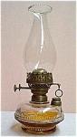 A Keslinger Antiques Pressed Glass Lamp