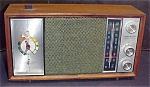 "Clock Radio ""lafayette"" Radio Corp."
