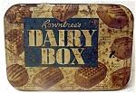 Dairy Box Tin