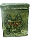 Ridgways 5 O'clock Tea Tin
