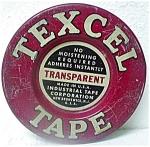 Texcel Tape Tin