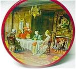 Victorian Scene Tin