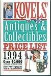 Kovel's Antiques And Collectibles 1994