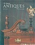 Magazine Antiques May 1982 John Townsend