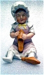 Bisque Figurine